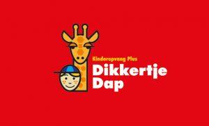 logo Dikkertje Dap Van Veldhuizen Stichting Kinderopvang Plus