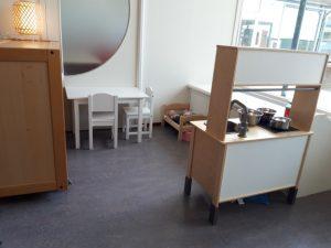 Verbouwing in Crooswijk